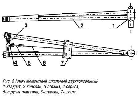 конструктивная схема ключа